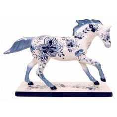 TRAIL OF PAINTED PONIES SERENITY HORSE