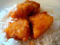 The best sweet and sour chicken: http://www.melskitchencafe.com/2008/07/sweet-and-sour-chicken-updated.html