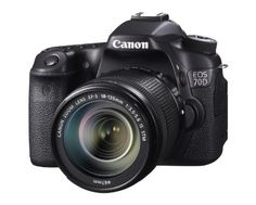 Canon EOS 70D Digital SLR Camera with 18-135mm STM Lens #DailyDeals http://good-deals-today.com