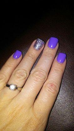 Easy Easter Nail Designs for Short Nails - Fingernails and toe nails! Easter Nail Designs, Purple Nail Designs, Short Nail Designs, Nail Designs For Kids, Art Designs, Design Ideas, Cute Spring Nails, Spring Nail Art, Gel Nagel Design