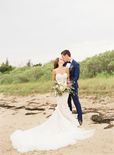 Photography: Judy Pak | Florist: Ava Flora | Wedding Dress: Inbal Dror | Groom's Attire: Acustom Apparel | Groom's Shoes: Johnston and Murphy