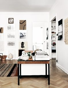 my scandinavian home: The creative home of a Swedish artist