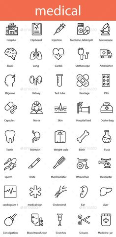 Buy Medical by rocxicons on GraphicRiver. Description Set of Medical line icons suitable for web,. Each symbols is named and numbered. All of the icons are cor. Skin Medical, Medical Icon, Icon Design, Design Art, Weight Scale, Best Icons, Art Icon, Line Icon, Icons