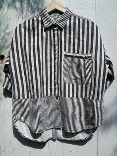 #vintage #beach monochrome shirt