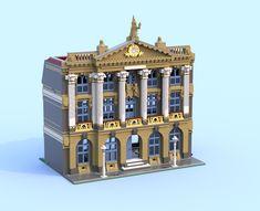 LEGO Ideas - The Modular University