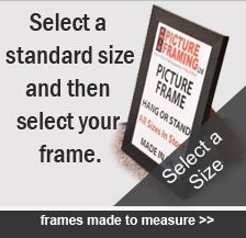 High Quality Picture Framing – Picture Frames Delivered Across The UK - http://www.anysizepictureframe.co.uk