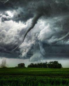 Tornado, Saskatchewan, Canada