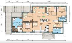 5 szobás ház tervrajz - Google keresés