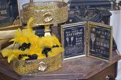 Great Gatbsy Bridal/Wedding Shower Party Ideas   Photo 8 of 54