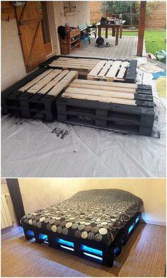 magical wood shipping pallet ideas and projects paletten ideendekorationmobel