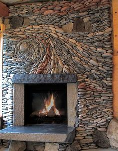 incorporation of decorative stone wall can be a step in the right direction in the arrangement of the interior or exterior. Stone walls as decor are very effective
