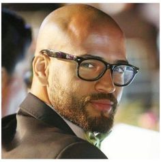 Bald Men With Beards, Bald With Beard, Great Beards, Awesome Beards, Bald Head Man, Shaved Head With Beard, Beard Head, Mens Hairstyles With Beard, Haircuts For Men