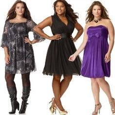 Trendy Plus Size Clothes features plus size dresses that are quite amazing.    Whether you are looking for a dress for special occasions, a kick...