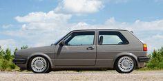 VW Golf Mk2 Syncro R32 Mk5 engined - VW Golf Mk2 Syncro R32 Mk5 engined