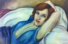 The Real Story Behind the Paintings in The Danish Girl (painting from film) Einar Wegener Paintings, Renoir, Gerda Gottlieb, Lili Elbe, Pop Art, The Danish Girl, Art Corner, Painting Of Girl, Art Moderne