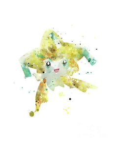 #pokemonjirachi #jirachi #print #art #pokeball #pokemon #pokemongift #nursery #videogame #nintendo #cartoon #pokemonart #pokemondecor  #poster #pokemongo #birthdaygift #digital #girlsroom #boysroom #babyroom