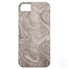 Abstract grey iphone 5 case