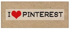 I ❤️ Pinterest
