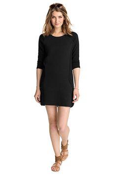edc - Kleid im Material-Mix im Online Shop kaufen