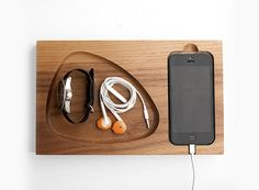 Tinsel & Timber Docking Station — ACCESSORIES -- Better Living Through Design