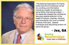 Are you coming to NAFCC's 2014 Conference?