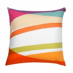 Marimekko Suisto Multicolor Pillow - Click to enlarge