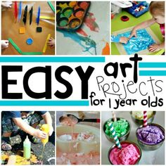50 Perfect Crafts For 2 Year Olds Crafts For Kids
