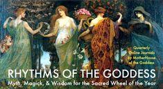 Rhythms of the Goddess – Seasonal Journal