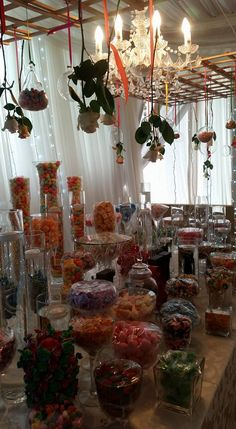 Dessert Bars, Dessert Tables, Special Occasion, Table Settings, Table Decorations, Weddings, Furniture, Home Decor, Decoration Home