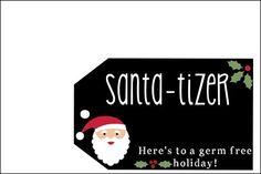 FREE Printables for 34 Christmas Gifts
