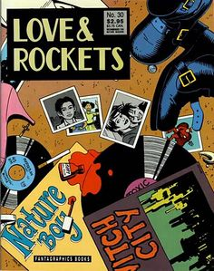 71 Best Love Rockets Covers Images Love Rockets Cover Art