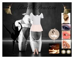 """""""Ballet Practice"""" by livelifeloud24 on Polyvore"""