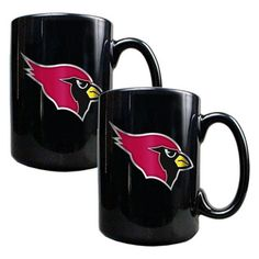 Great American NFL Ceramic Mug Set - GMGM20