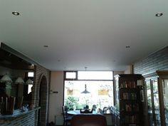 Plameco plafond met spots
