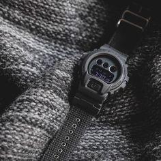 【新品】【正規品】G-SHOCK Gショック ジーショック ミリタリー 限定モデル カシオ CASIO デジタル 腕時計 オールブラック クロスバンド_画像2