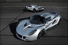 Hennessey Venom GT Twin Turbo