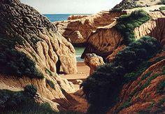 Gustavo Fernandes - Uma Praia no Algarve (Portugal)