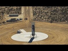 Launch. Land. Repeat. - Blue Origin successfully reused its previously landed New Shepard booster and capsule to a suborbital altitude of 333,582 feet (101.7 km) on Jan. 22, 2016.