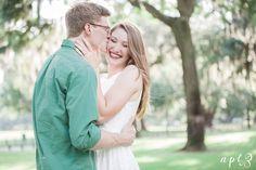 Hannah + Mason | Daffin Park Engagement