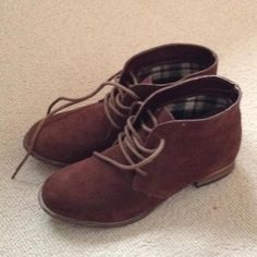 my fall boots resemble these ones...$4 at GW