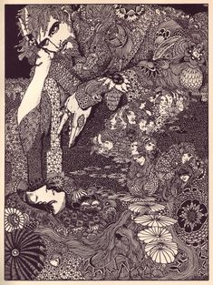 Harry Clarke, Illustrations for E. A. Poe - 50 Watts
