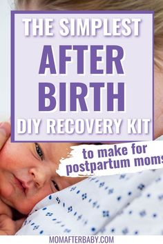 Wondering how you can make yourself or a friend an after birth care package to help with postpartum recovery? This care package is the best gift for any mom with a new baby. So keep on reading below to find all the postpartum essentials you should include in your after birth care package! After Birth, Postpartum Recovery, Having A Baby, New Moms, New Baby Products, Easy Diy, Best Gifts, Packaging, Kit