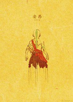 korratic: The Legend of Aang
