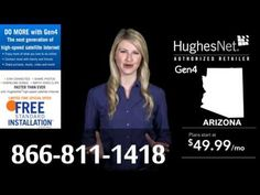 Arizona FL Satellite Internet HughesNet packages deals and offers