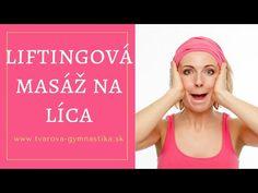 Liftingová masáž na spodnú kontúru a zvýraznenie líc - YouTube Face, Youtube, People, Blog, Blogging, People Illustration, Faces, Youtubers, Youtube Movies