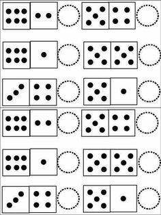 Kindergarten Math Sprints for Numbers 1-10