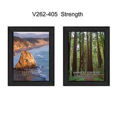 """V262-405 """"""""Strength"""""""""""