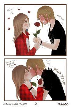 LIS - Rachel & Chloe - Flower part 2