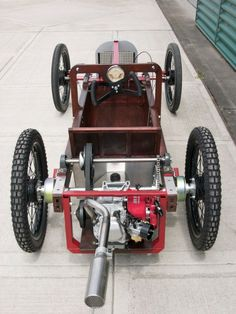 bloody mary cyclekart - engine