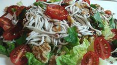 ¡Huele Bien!: Ensalada con gulas